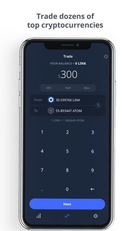 ShapeShift: Buy & Trade Crypto screenshot-3