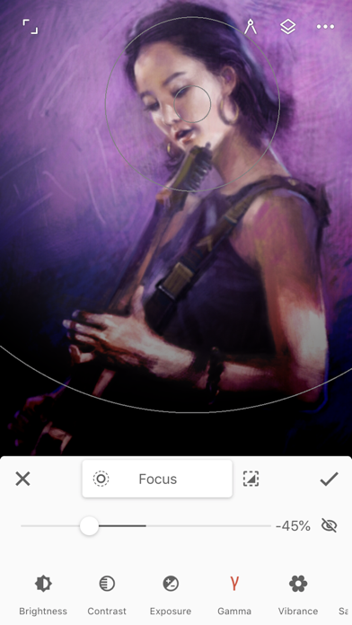 Infinite Painter review screenshots