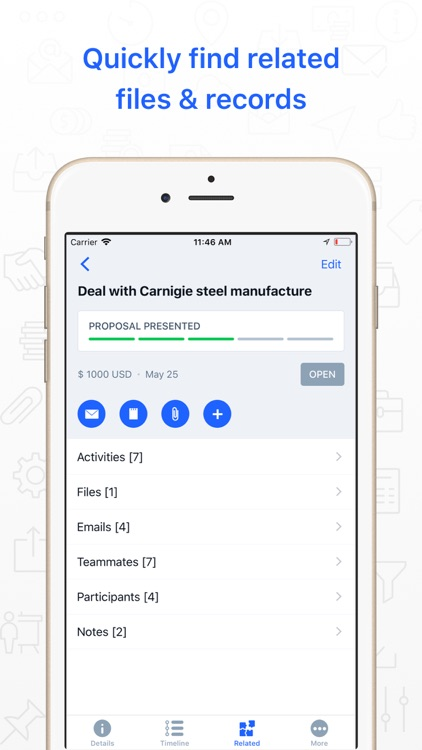 Salesmate – Sales CRM screenshot-9