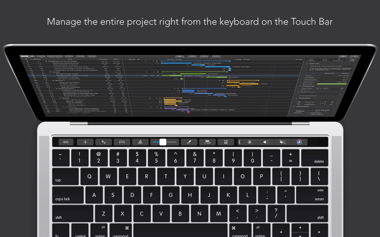 Project Office 8.7 Mac 破解版 办公项目管理工具