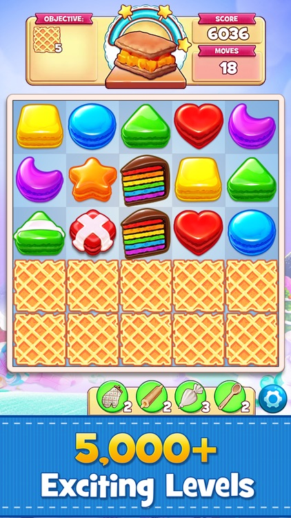 Cookie Jam: Match 3 Games screenshot-1