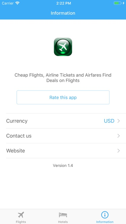 Flight tickets & Search hotel screenshot-5