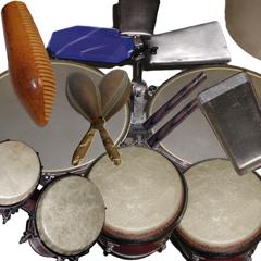 Salsa Percussion