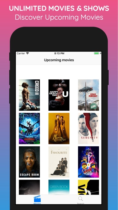 Top 10 Apps like 123 Films - Movies Search in 2019 for