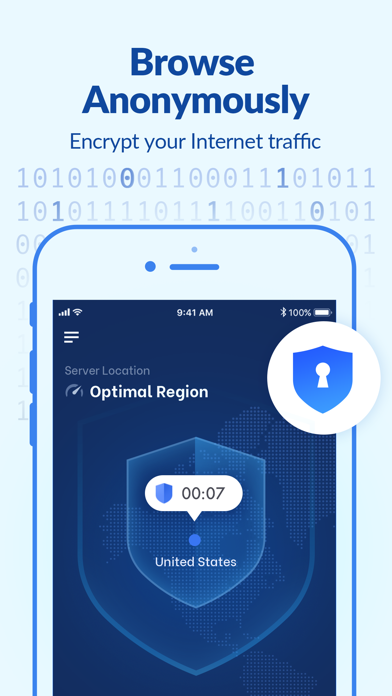 QuickSafe VPN - Fast VPN Proxyのおすすめ画像3