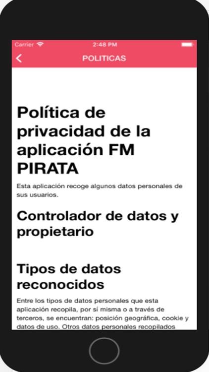 FM PIRATA screenshot-4