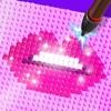 ダイヤモンドペインティングASMRぬりえ - iPadアプリ