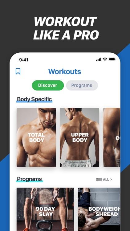 Fitness Buddy: Train At Home screenshot-8