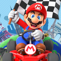 Ícone do app Mario Kart Tour