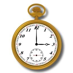 Manual Wind Pocket Watch