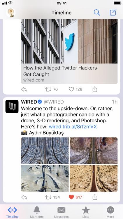 Spring for Twitter screenshot-6