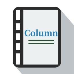 Column's Diary