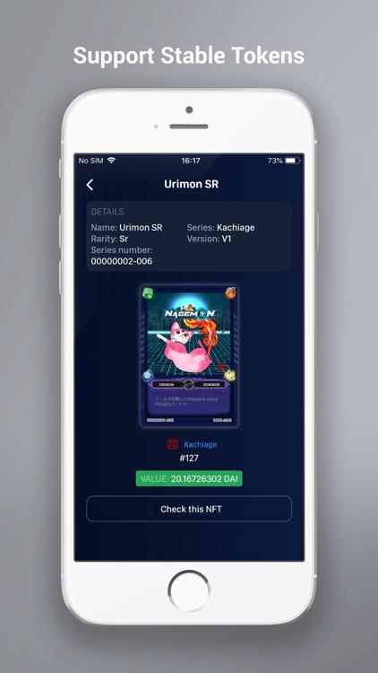 Ethereum Wallet - HB Wallet screenshot-4