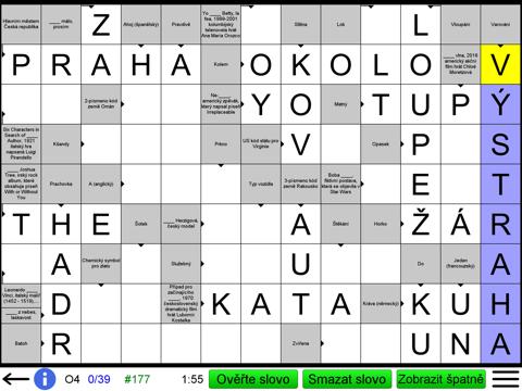 Arrow Crossword - náhled