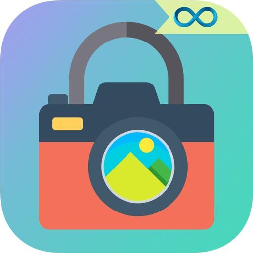Private Photo Video Vault Lock