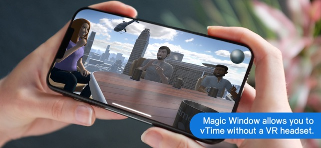 vTime XR - Social AR & VR on the App Store