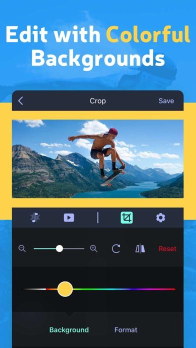 Trim and Cut Video Editor Pro Screenshot