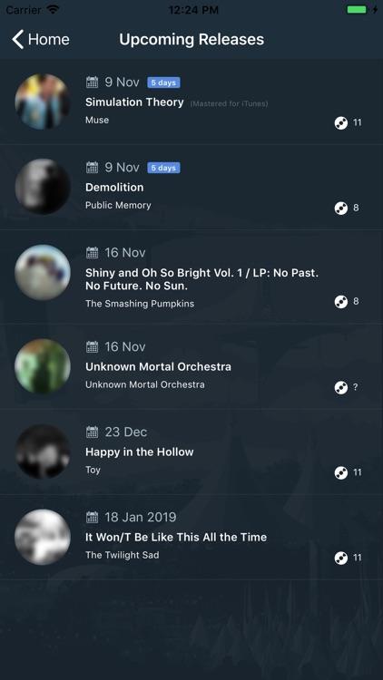 crabhands: new music/festivals screenshot-3