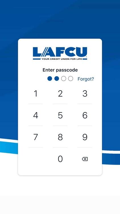 LAFCU Mobile screenshot-3