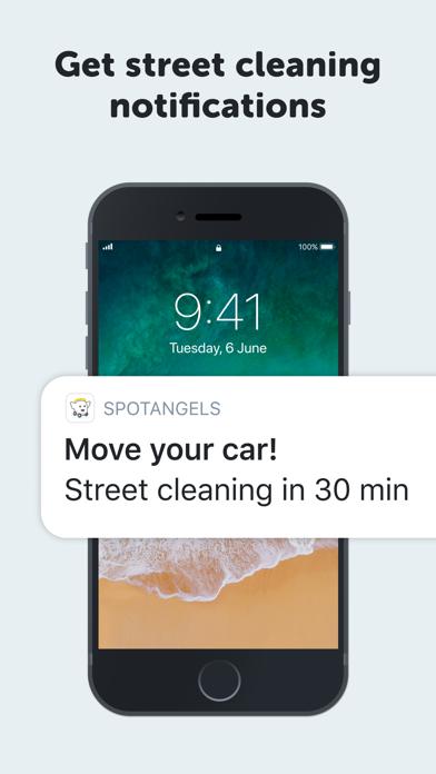 Screenshot #3 pour SpotAngels Parking Map & Deals