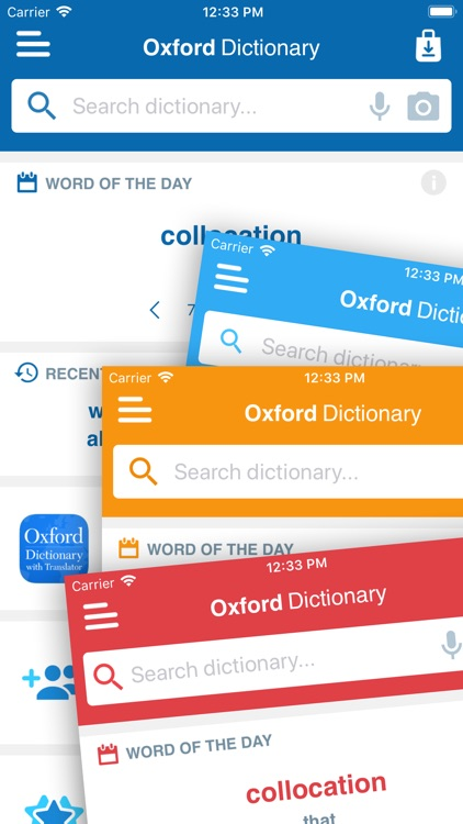 Oxford Dictionary of Theory screenshot-4