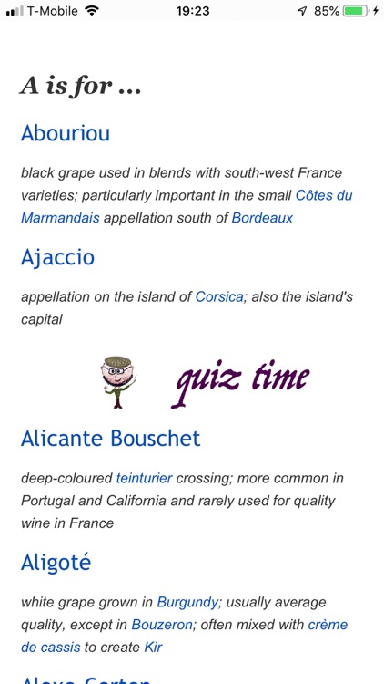 French Wine Terms screenshot-3