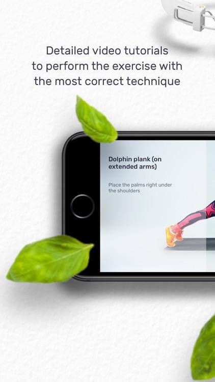 D-Fitness - Workout Trainer screenshot-5