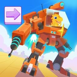 恐龙编程 - 儿童益智游戏平台