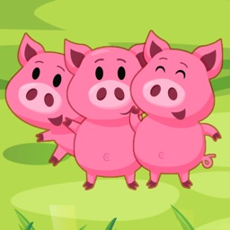 Fairy Tales: The 3 Little Pigs