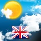 Прогноз погоды Великобритании icon