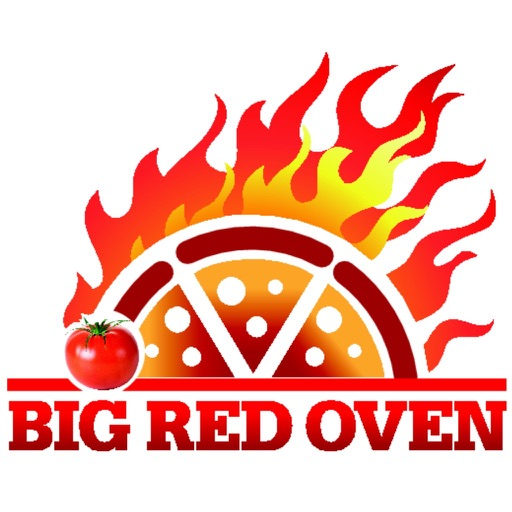 Big Red Oven