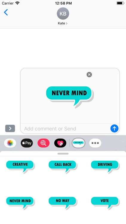 Popups Stickers Pack screenshot-8