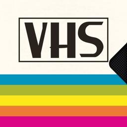 VHS Tapecorder - Retro 80s Cam