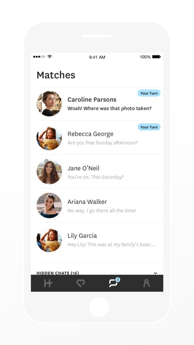 Hinge: Dating & Relationships Screenshot