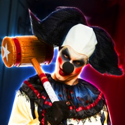 Scary Horror Clown Game