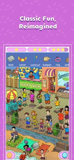 Hidden Pictures Puzzles On The App Store