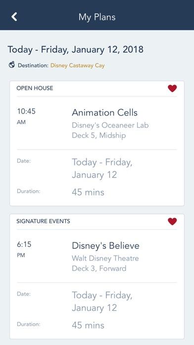 Disney Cruise Line Navigator for Windows