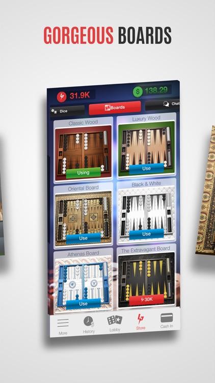 Backgammon For Money - Online screenshot-3