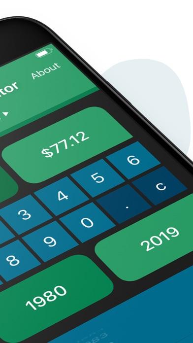 Screenshot #2 for Inflation Calculator