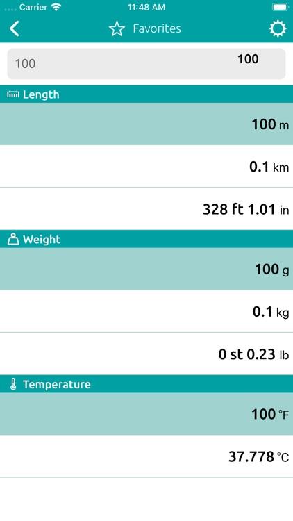 Conversion Calculator (inches) screenshot-7