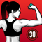 App Icon for Kadın Egzersizi: Ev Egzersiz App in Turkey IOS App Store
