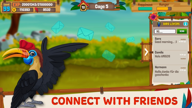 Bird Land: Pet Simulation Game screenshot-5