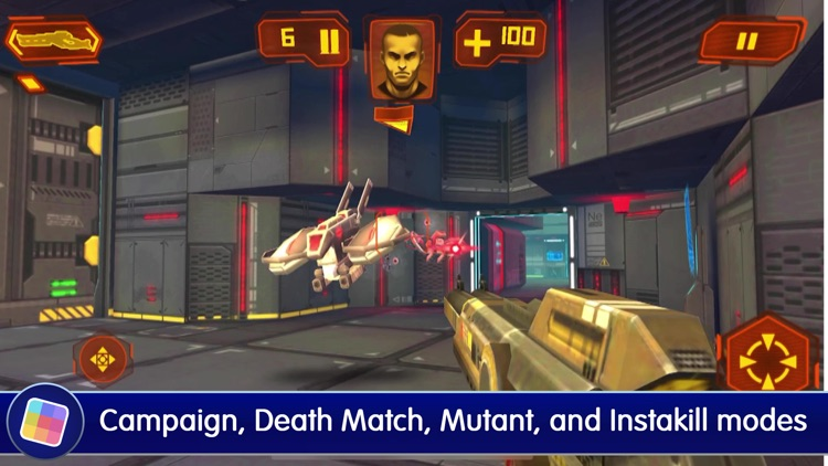 Neon Shadow - GameClub screenshot-4