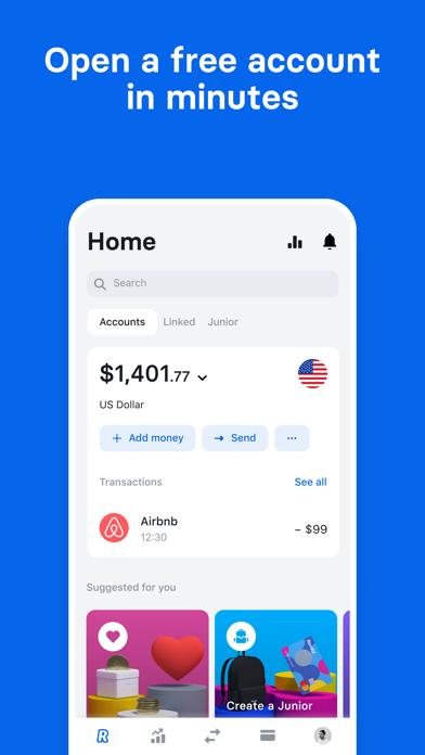 Revolut by Revolut Ltd (iOS, United States) - SearchMan App Data &  Information