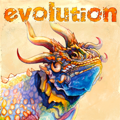 ‎Evolution Board Game