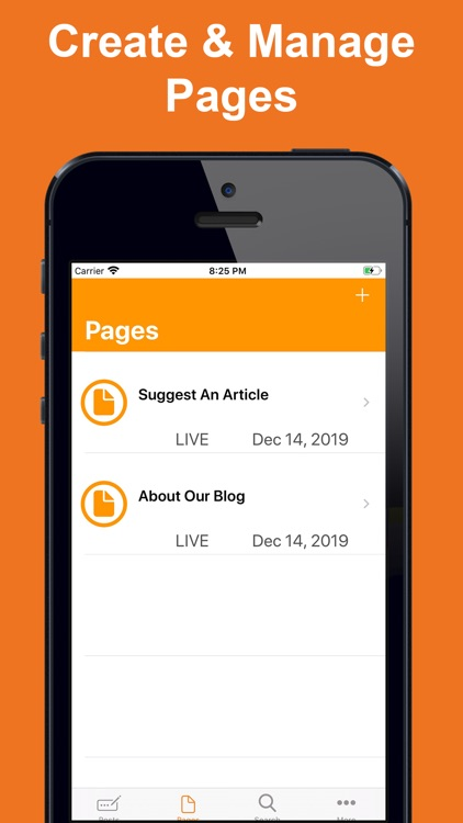 Blog for Blogger screenshot-9