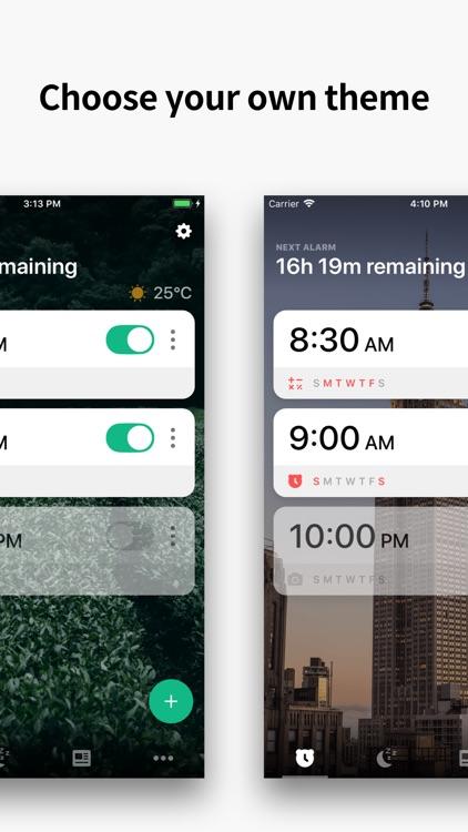 Alarmy Pro - Alarm Clock screenshot-3