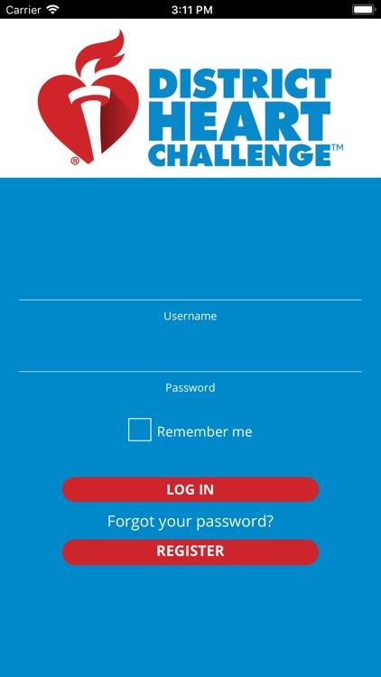 District Heart Challenge