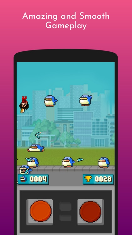 Pixel Ninja Go Bounce 2D