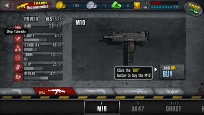 Screenshot for Zombie Frontier 3: Sniper FPS in Switzerland App Store